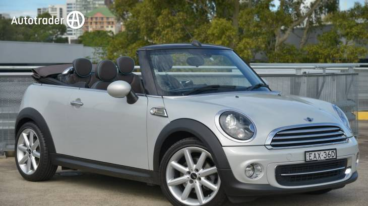 2015 Mini Cabrio Cooper Steptronic Highgate For Sale 27000