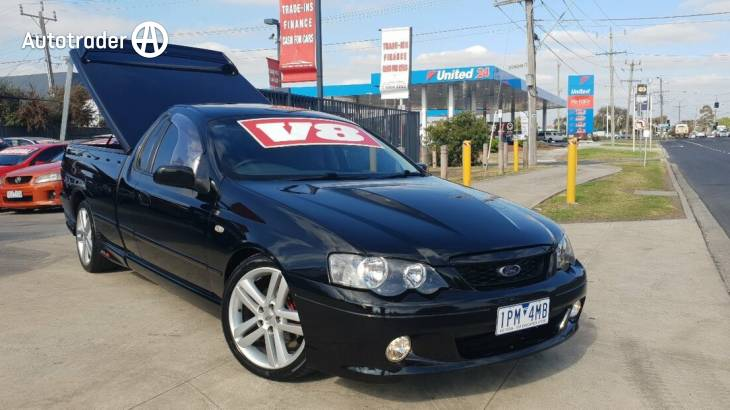 Ford Falcon Ute for Sale in Ravenhall VIC | Autotrader