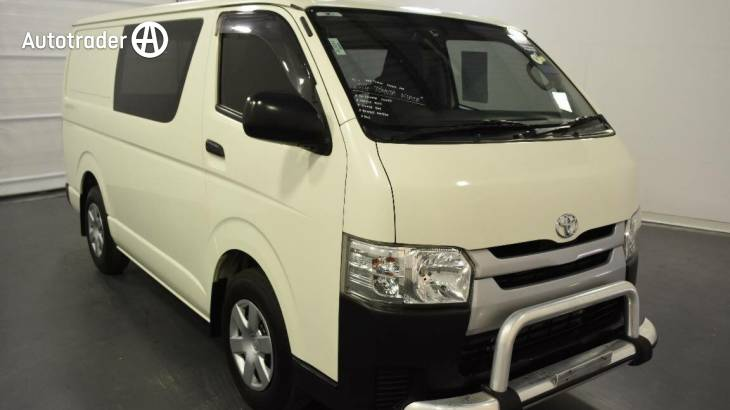 399bec34c9 Used Toyota Hiace Cars for Sale in QLD