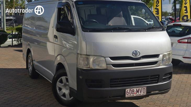 6057ec80bb Silver Toyota Commercial Vehicle for Sale in Far North Coast NSW ...