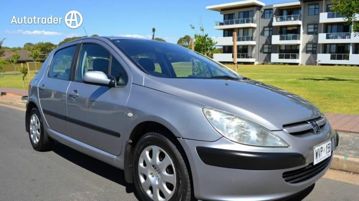2003 Peugeot 307
