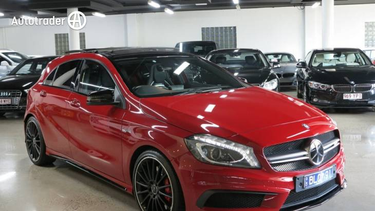2015 Mercedes Benz A45 Amg For Sale 43 488 Autotrader
