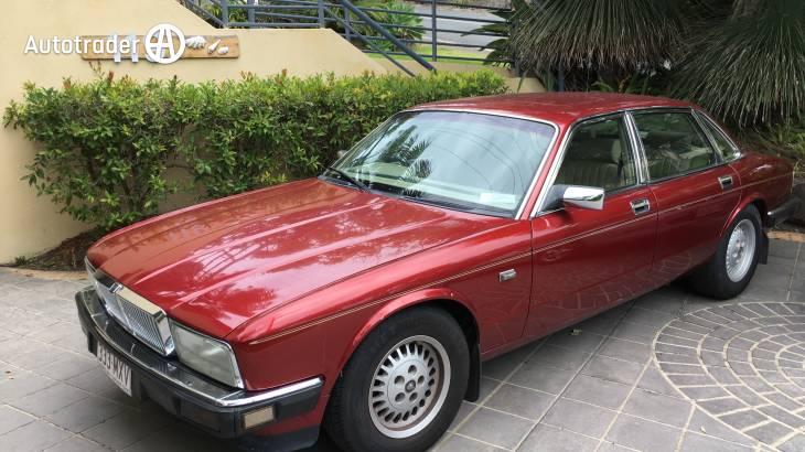 1992 Jaguar Sovereign