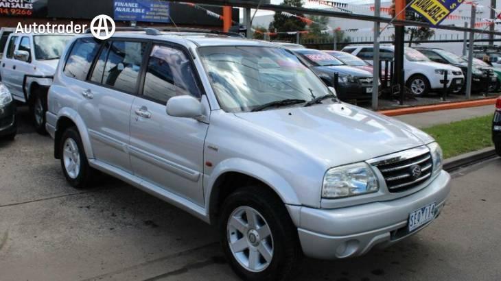 Suzuki 6 Cylinder SUV for Sale in Melbourne VIC | Autotrader