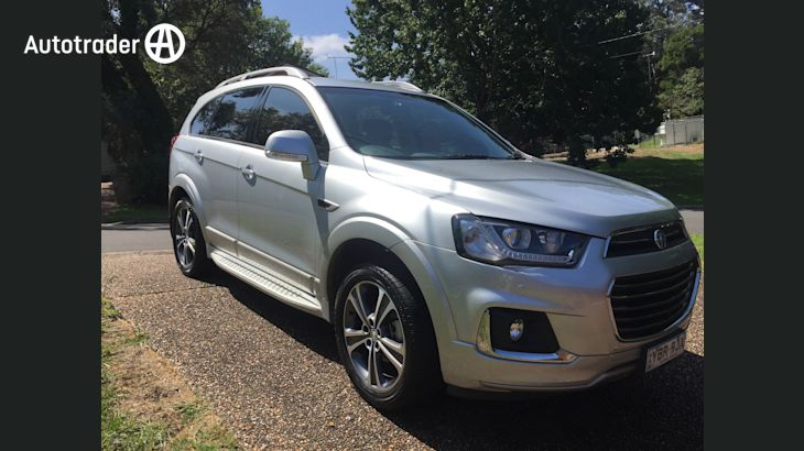 2016 Holden Captiva 7 LTZ (awd) for sale $20,000 | Autotrader