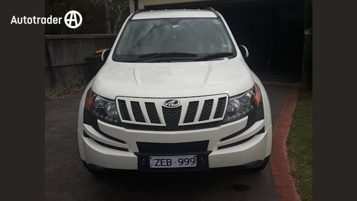 2012 Mahindra XUV500