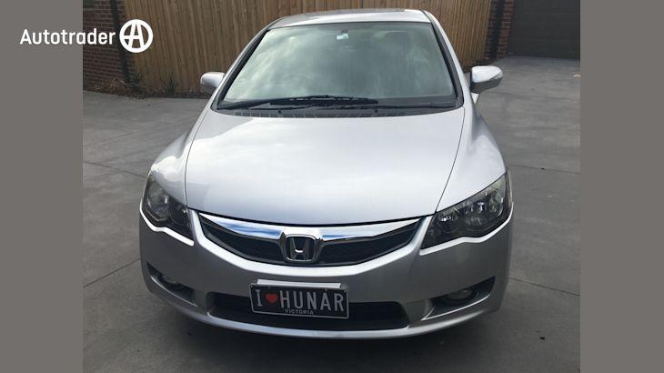 Honda Civic Hybrid Cars For Sale In Melbourne Vic Autotrader