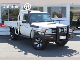 5 Eight Cylinder Toyota Landcruiser Utes For Sale In Gold Coast Qld