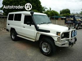 Toyota Landcruiser Cars For Sale In Townsville Qld Autotrader