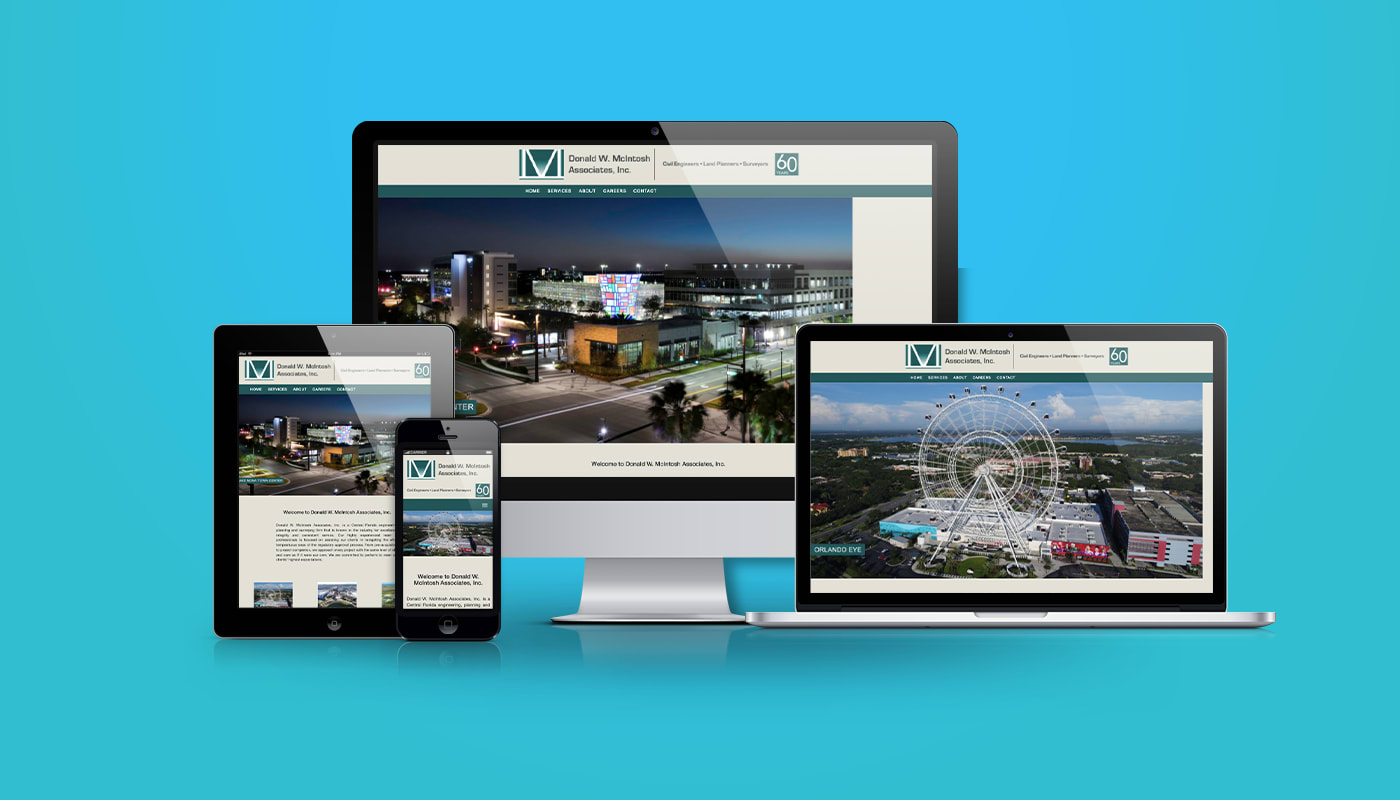 DWMA Custom WordPress Website