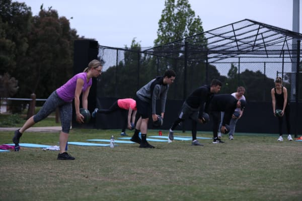 Group Fitness