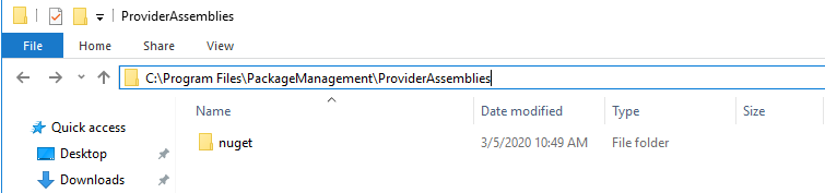 install SqlServer Module without Internet
