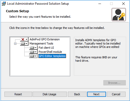 How to Deploy Microsoft LAPS