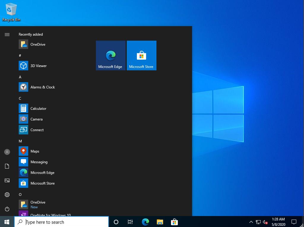 Prepare Windows 10 Image for MDT Deployment