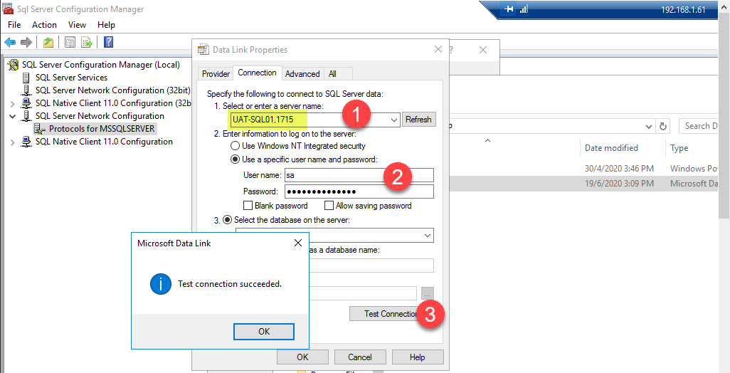 Change Microsoft SQL Always On Port