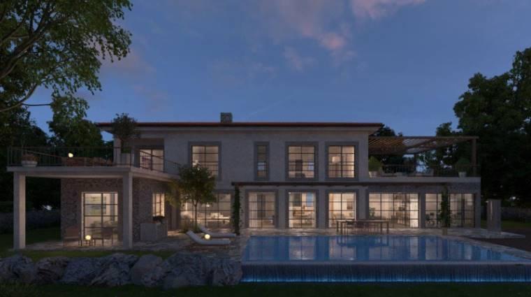 Girne Esentepe'de Satılık 6+1 Villa-Müstakil 841