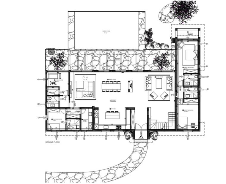 Girne Esentepe'de Satılık 6+1 Villa-Müstakil 842