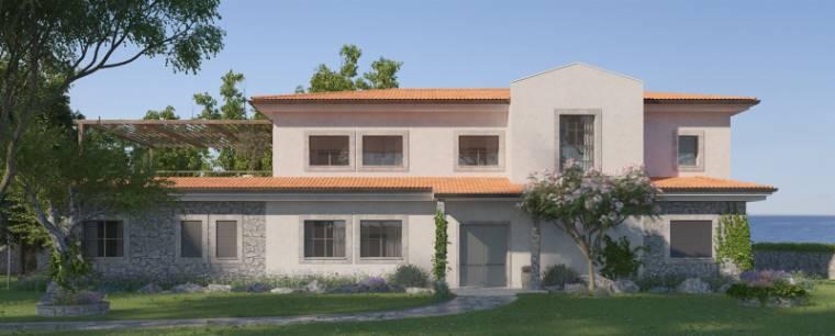 Girne Esentepe'de Satılık 6+1 Villa-Müstakil 844