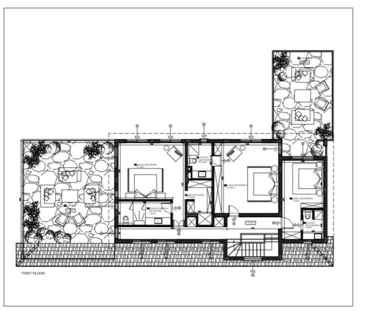 Girne Esentepe'de Satılık 6+1 Villa-Müstakil 843
