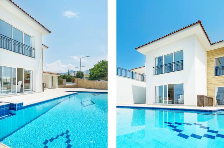 Kuzey Kıbrıs - Girne Esentepe Satılık Villa-Müstakil 971