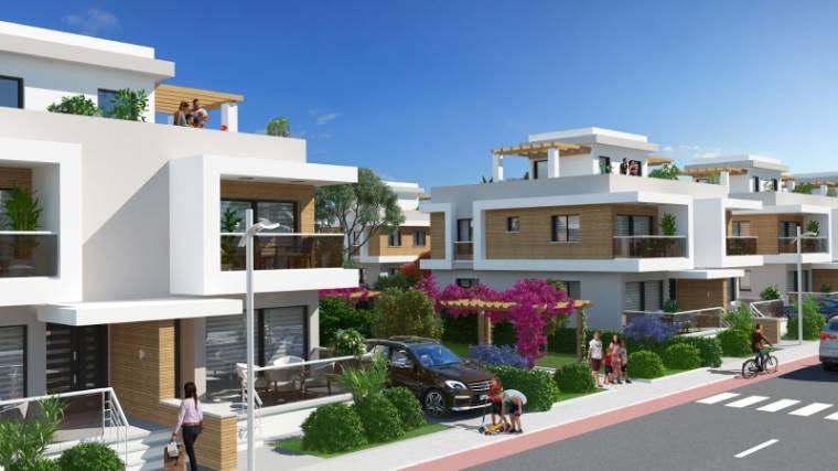 2+1 Iskele Long Beach Satılık Apartman Dairesi 1065