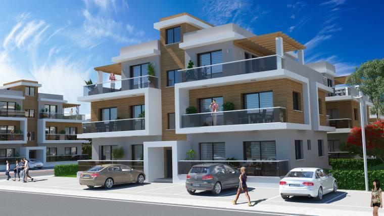 2+1 Iskele Long Beach Satılık Apartman Dairesi 1068