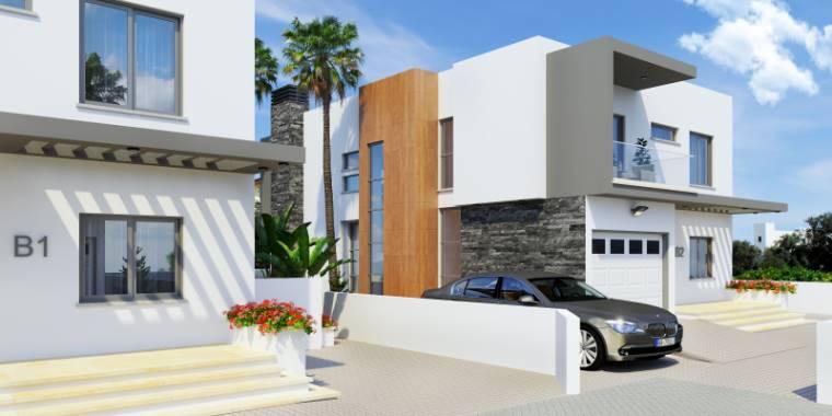 3+1 Girne Çatalköy Satılık Villa-Müstakil 1121