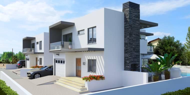 3+1 Girne Çatalköy Satılık Villa-Müstakil 1122