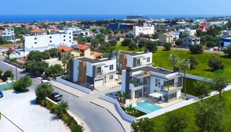 3+1 Girne Çatalköy Satılık Villa-Müstakil 1126