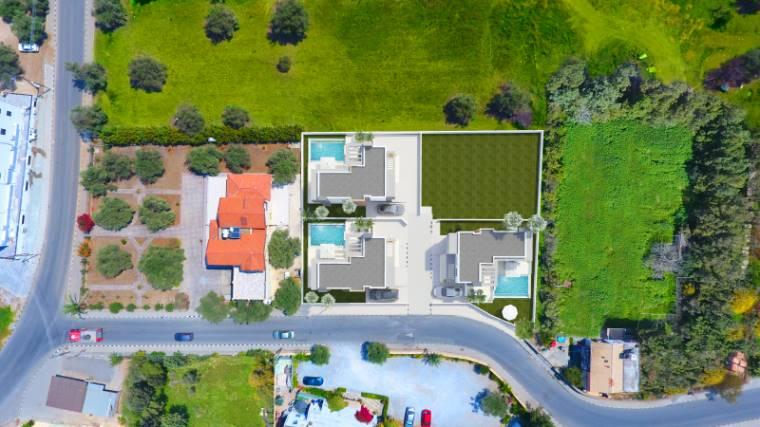 3+1 Girne Çatalköy Satılık Villa-Müstakil 1128