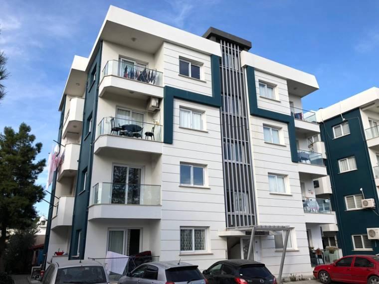 Kuzey Kıbrıs - Lefkoşa Marmara Satılık Apartman Dairesi 2168