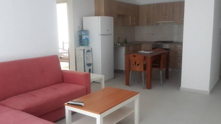 Kuzey Kıbrıs - Lefke Merkez Kiralık Apartman Dairesi 2286