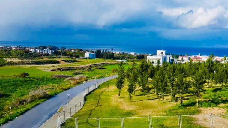 Kuzey Kıbrıs - Lefke Merkez Satılık Apartman Dairesi 2522