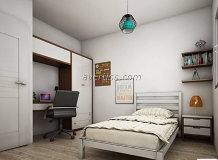 Kuzey Kıbrıs - Lefke Merkez Satılık Apartman Dairesi 2541
