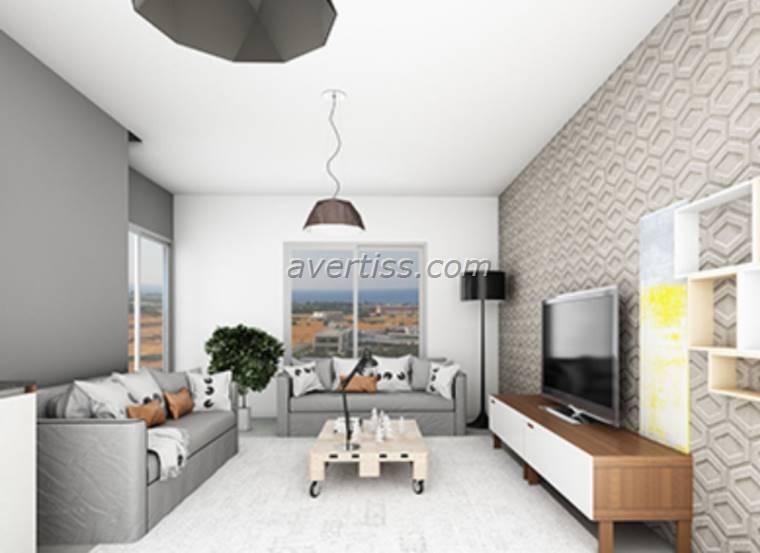 Kuzey Kıbrıs - Lefke Merkez Satılık Apartman Dairesi 2543