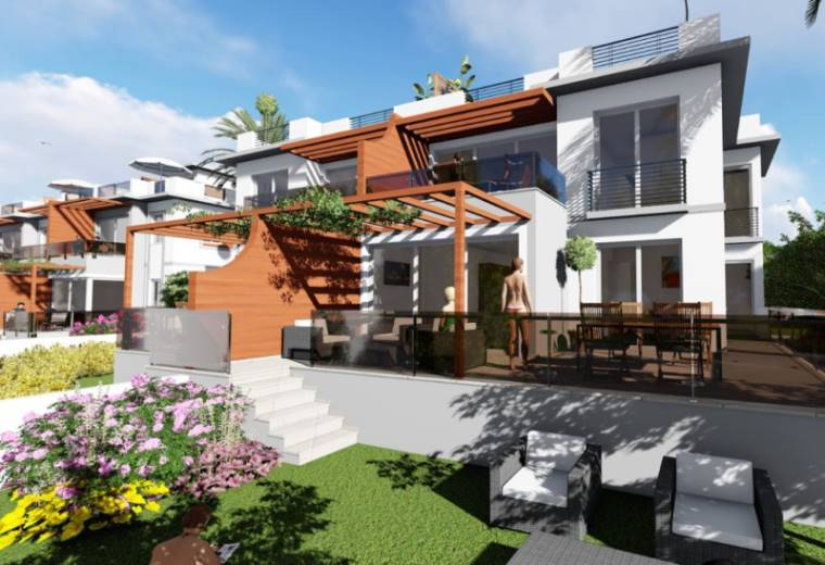 Girne Alsancak Satılık Apartman Dairesi 3002