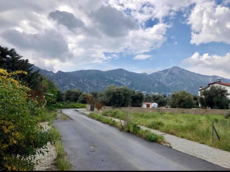 Girne Ozanköy Satılık Arsa 3105