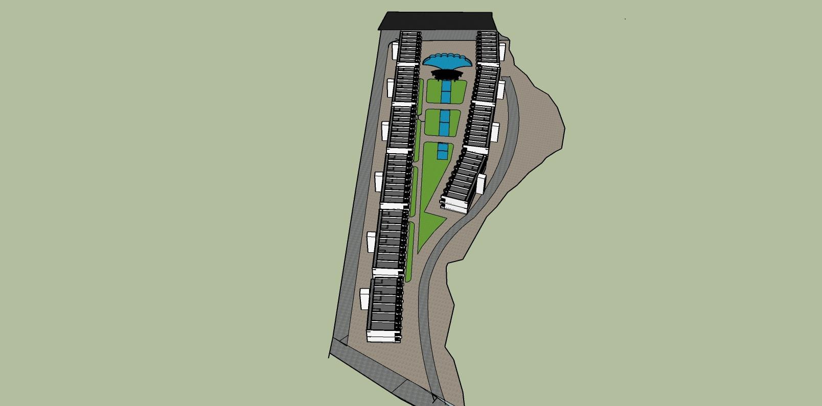 Esentepe'de Deniz ve Dağ Manzarlı Satılık Studio Daire 4581