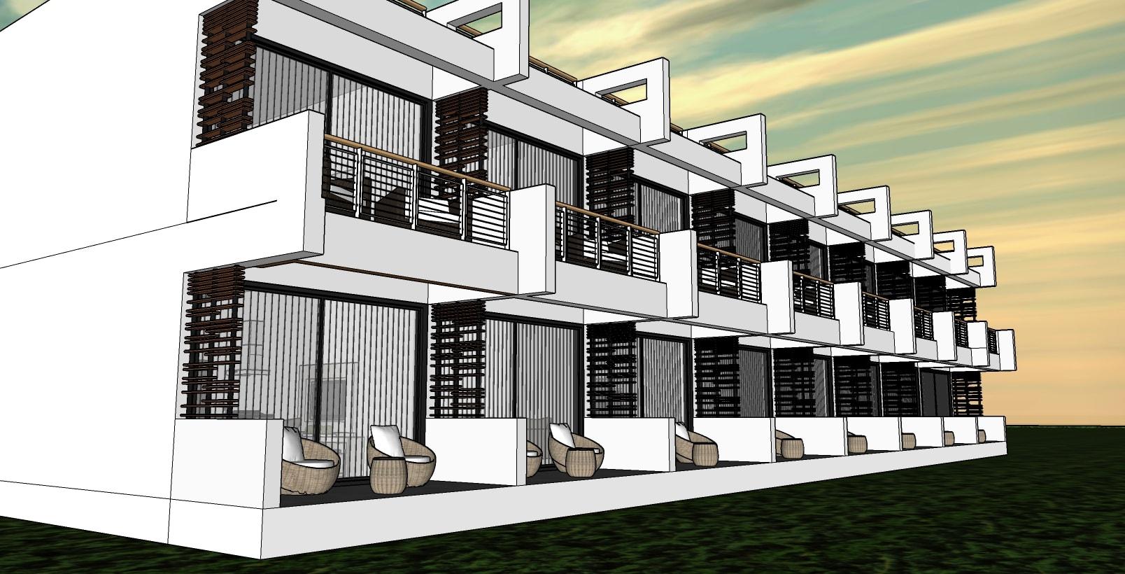 Esentepe'de Deniz ve Dağ Manzarlı Satılık Studio Daire 4587
