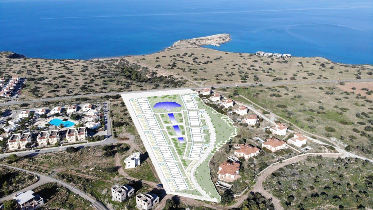 Esentepe'de Deniz ve Dağ Manzarlı Satılık Studio Daire 4593
