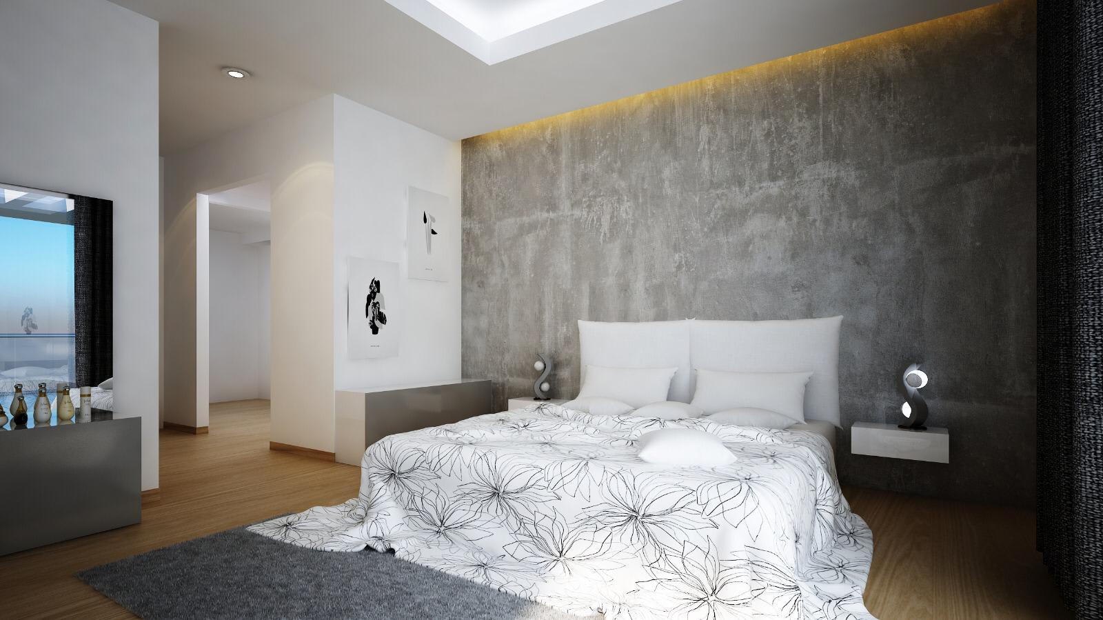 Dağ ve Deniz Manzaralı 4 Yatak Odalı Satılık Villalar 4726