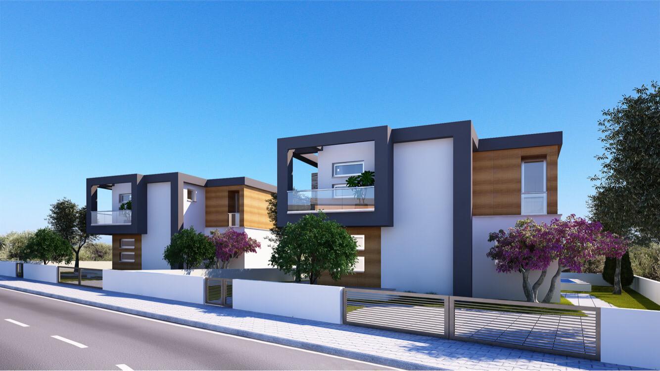 Dağ ve Deniz Manzaralı 4 Yatak Odalı Satılık Villalar 4731
