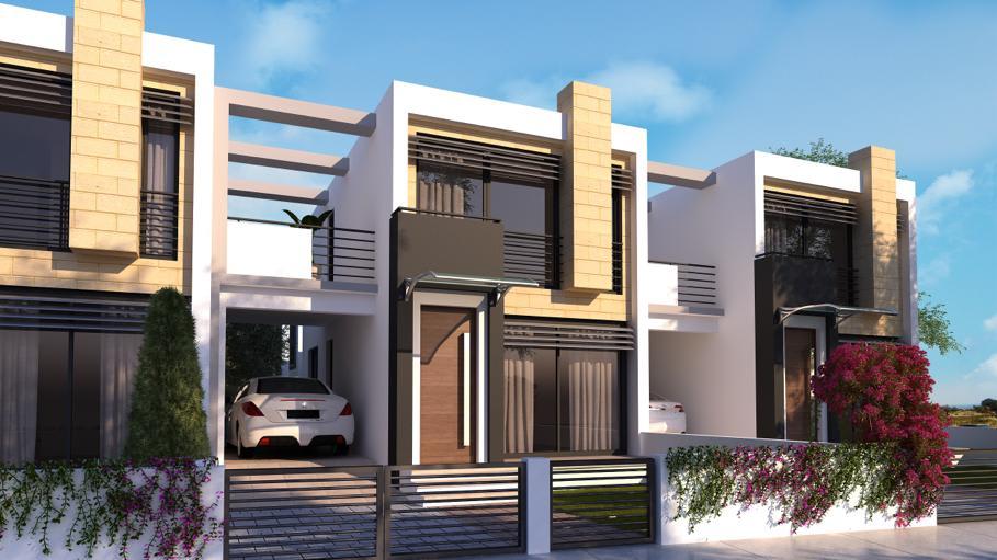 2+1 Satilik Villa Catalkoy Girne  5040