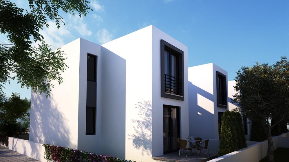 2+1 Satilik Villa Catalkoy Girne  5041