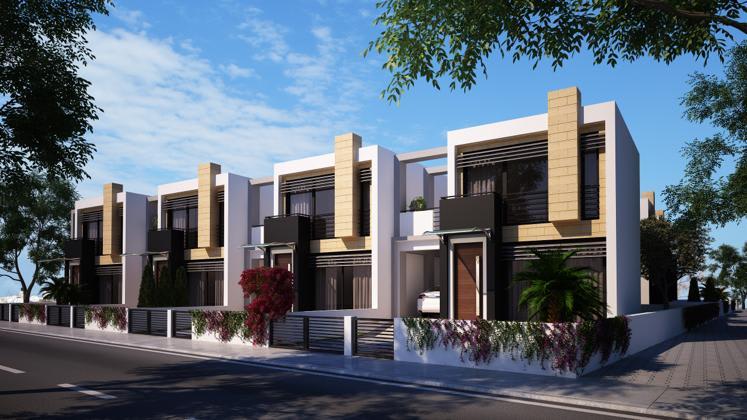 2+1 Satilik Villa Catalkoy Girne  5043