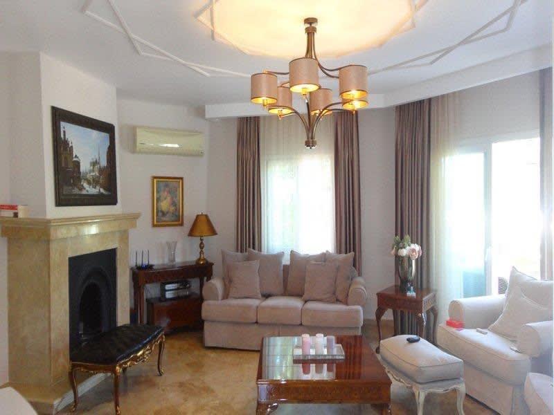 Doğanköy'de Satılık Özel Havuzlu, Bahçeli ve Manzaralı Villa 5192