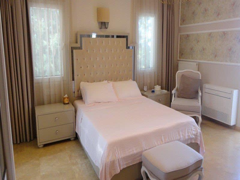 Doğanköy'de Satılık Özel Havuzlu, Bahçeli ve Manzaralı Villa 5200