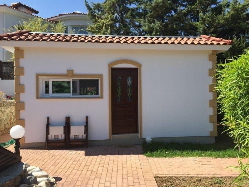 Doğanköy'de Satılık Özel Havuzlu, Bahçeli ve Manzaralı Villa 5221