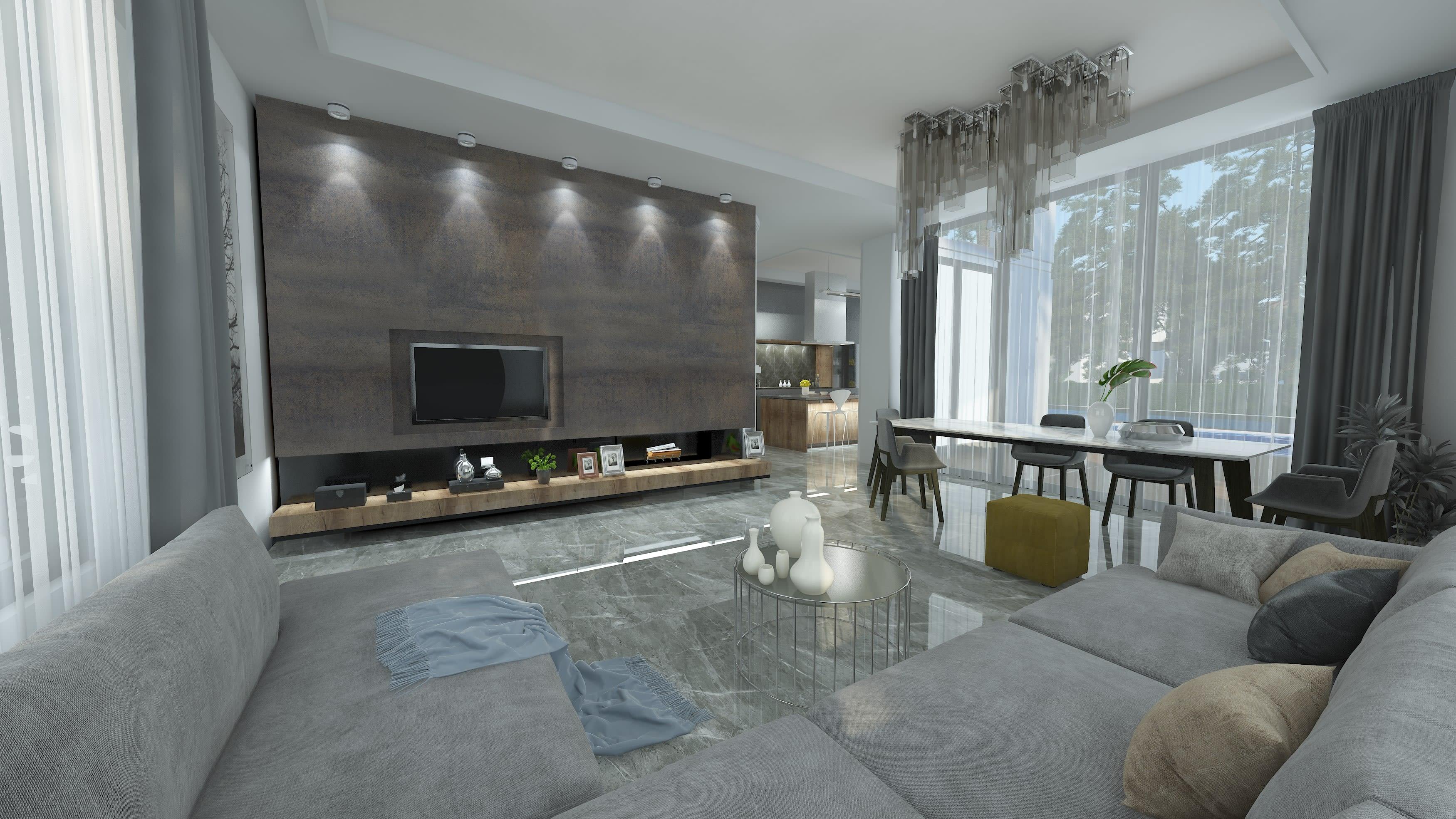 5 Yatak Odalı  Ciklos'ta Satılık Lüks Villa 5240