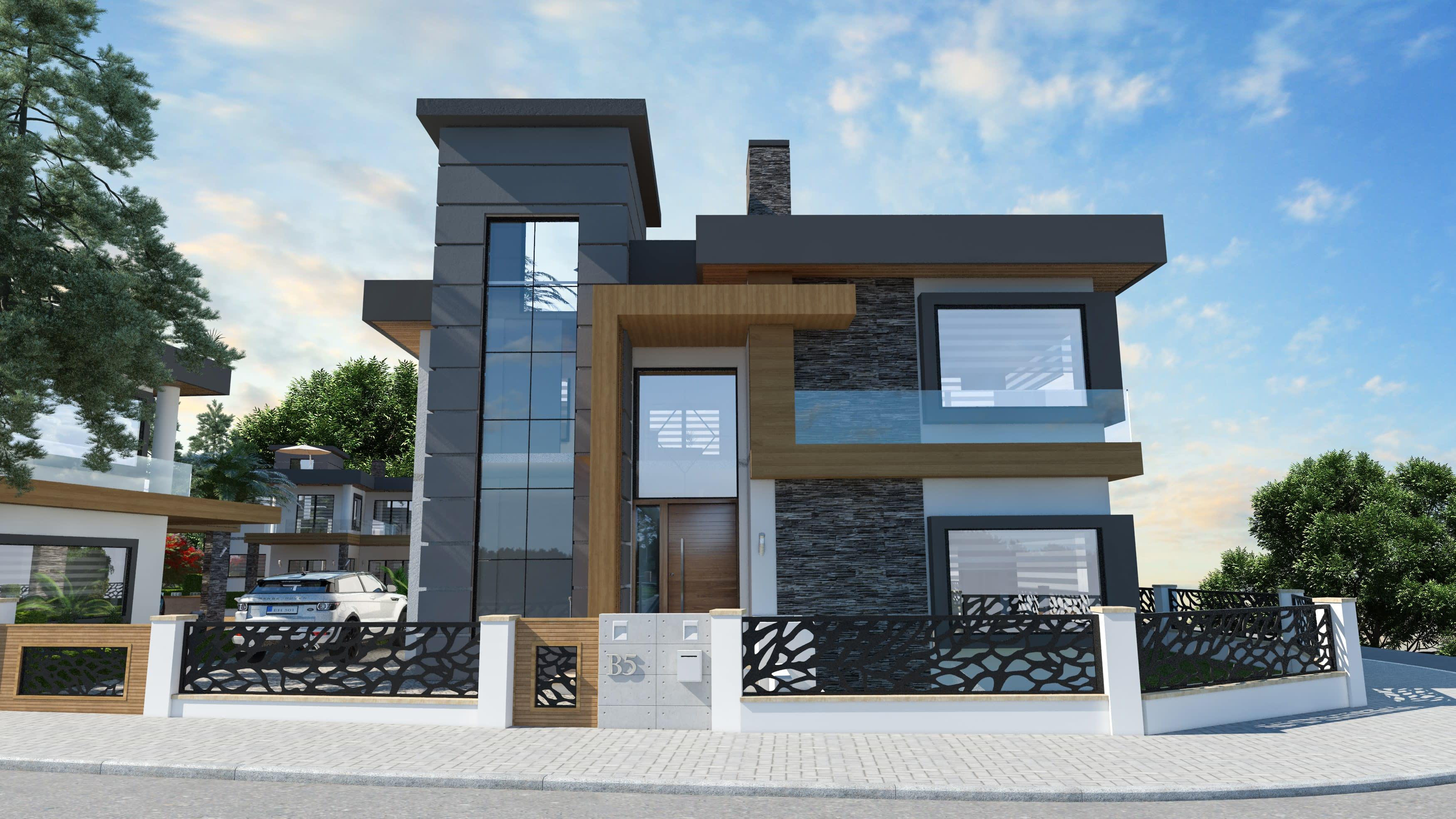5 Yatak Odalı  Ciklos'ta Satılık Lüks Villa 5242